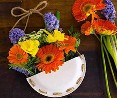9 perfect may day flower baskets articles toon goggles create a may day basket by chinet mightylinksfo